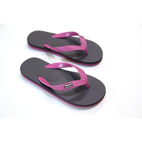 Tong Adultes Hippobloo BLACK PINK - 45-46